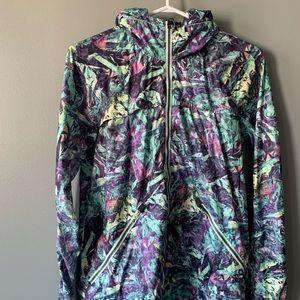 Lululemon light weight run jacket